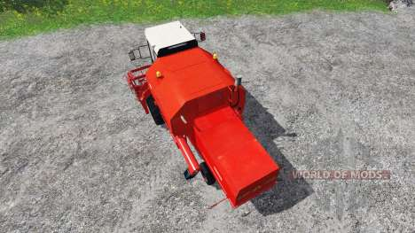 Bizon Z058 v1.1 for Farming Simulator 2015