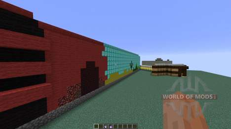 Race Against The Redstone for Minecraft