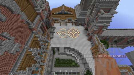 Menock Castle for Minecraft
