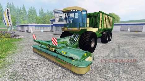 Krone BIG L500 Prototype v1.5 for Farming Simulator 2015