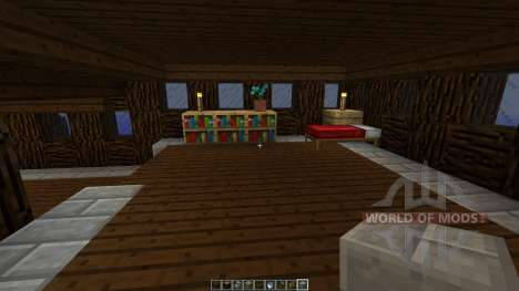 Cabin in the Woods new for Minecraft