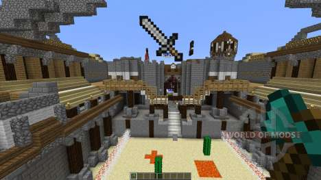 Medieval Spawn for Minecraft