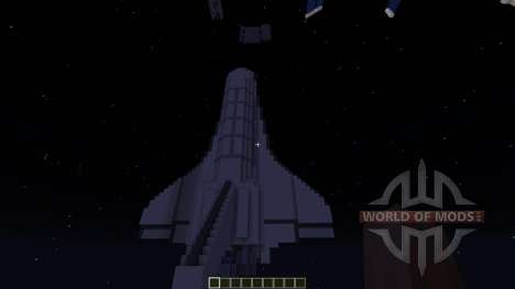 DarkOrbit for Minecraft