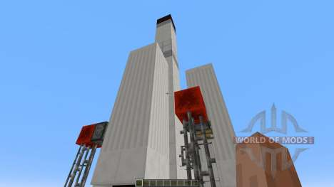 Space Program for Minecraft
