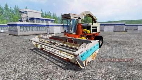 KSK-100A for Farming Simulator 2015