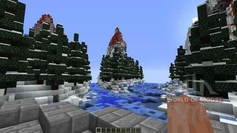 Aegea Valora for Minecraft