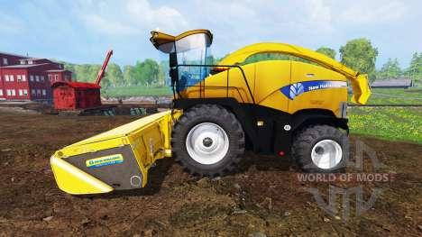 New Holland FR 9090 v1.1 for Farming Simulator 2015