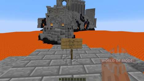 The Valyrian Tower for Minecraft