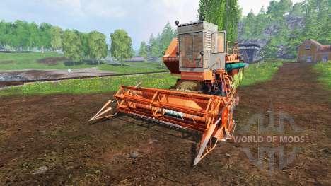 Yenisei-1200 v1.0 for Farming Simulator 2015