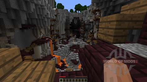 Orc Mines for Minecraft