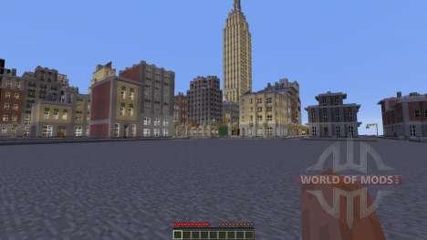 New York City 1930s for Minecraft