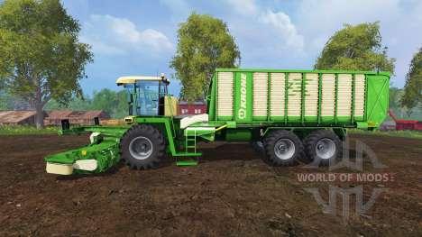 Krone BIG L500 Prototype v1.9 for Farming Simulator 2015