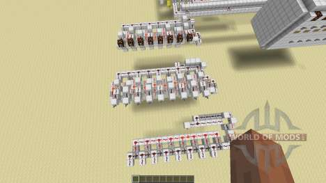 256 byte Disk Drive for Minecraft