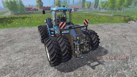 New Holland T9.560 DuelWheel v3.0 for Farming Simulator 2015