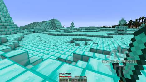 Diamond Biome for Minecraft
