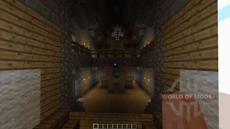 Medieval Fantasy Mansion V.2 for Minecraft