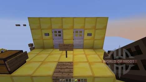 Skymine Parkour for Minecraft