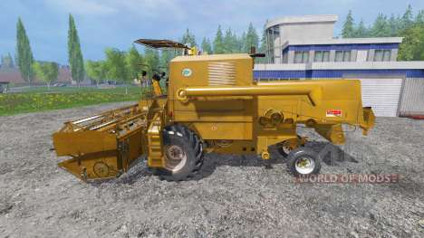 Bizon Z056 [beta] for Farming Simulator 2015