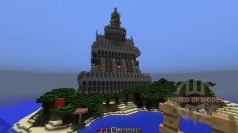 Cathedral First Try for Minecraft
