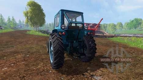 YUMZ-6L [blue] for Farming Simulator 2015
