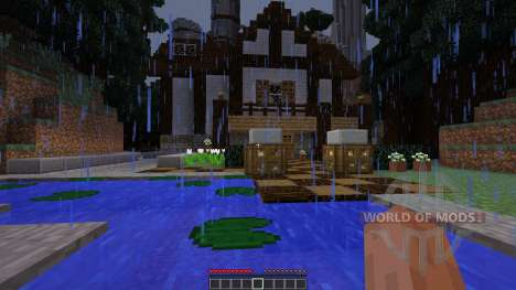 THE TOWERS OF MYSTERIA for Minecraft