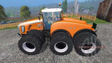 Fendt TriSix Vario double wheels v2.0 for Farming Simulator 2015