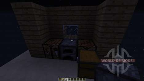 Furnace Trap for Minecraft