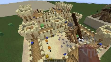 Desert Building Pack for Minecraft