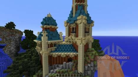 The Springriver Estate for Minecraft