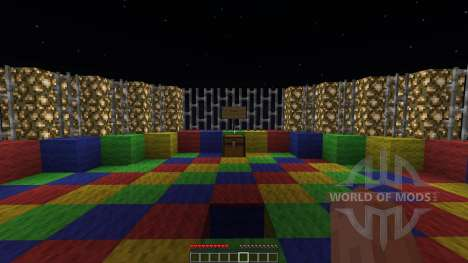 Zombius the Invincible Boss Fight for Minecraft