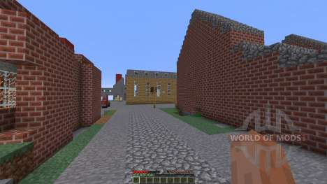 Fallout City for Minecraft