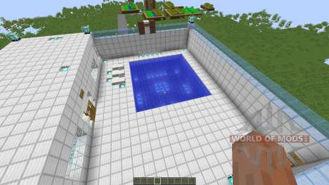 Swimming Pool for Minecraft