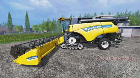 New Holland CR10.90 [loading capacity doubled] for Farming Simulator 2015