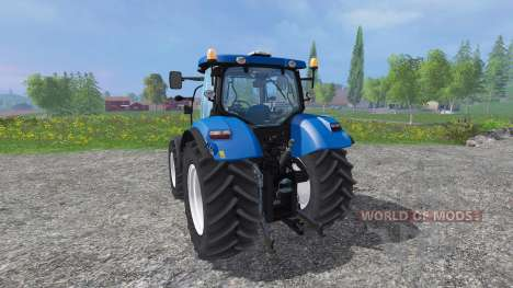 New Holland T7.210 for Farming Simulator 2015
