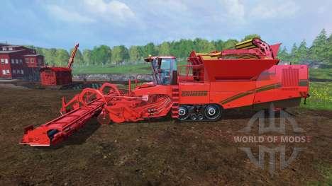 Grimme Tectron 415 v1.0 for Farming Simulator 2015