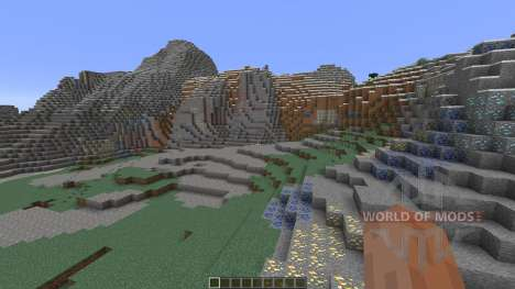 Super Ore World for Minecraft