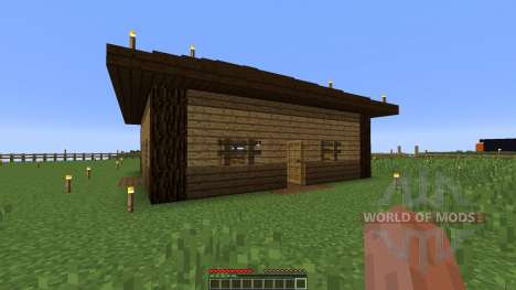5 Points Challenge for Minecraft