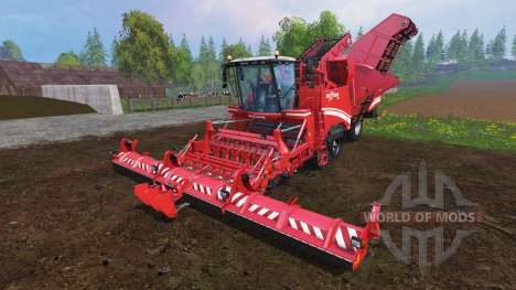 Grimme Maxtron 620 [80000 liters] for Farming Simulator 2015