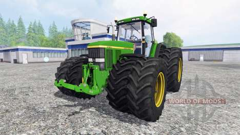 John Deere 7810 for Farming Simulator 2015