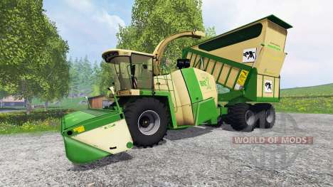 Krone Big X 650 Cargo [120000 liters] for Farming Simulator 2015