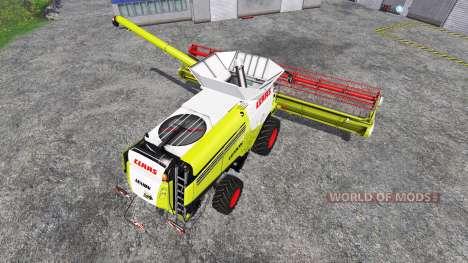 CLAAS Lexion 770 [washable] v3.0 for Farming Simulator 2015