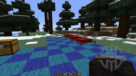 Stonehearth Castle LittleBlocks Mod for Minecraft