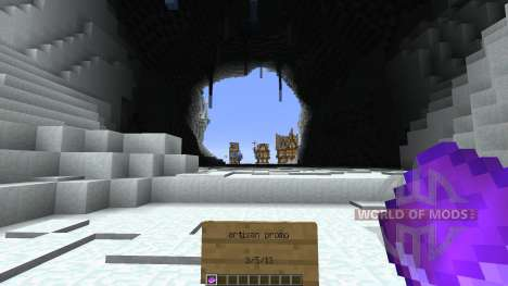 The Temple of Haedra for Minecraft