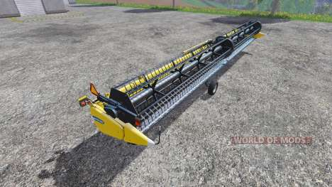 New Holland Super Flex Draper 45 for Farming Simulator 2015