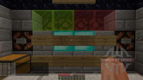 COMBAT GAMES 2 for Minecraft