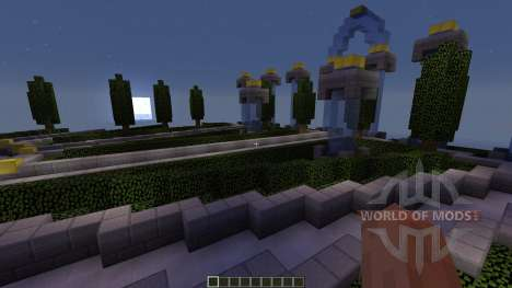 NEW Minecraft Games Lobby 12 slots for Minecraft