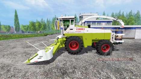 CLAAS Jaguar 685 for Farming Simulator 2015