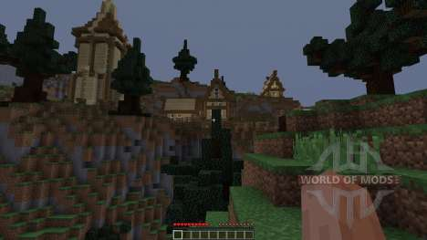 Protect The Town for Minecraft