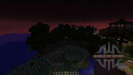 Kamiya island complex for Minecraft