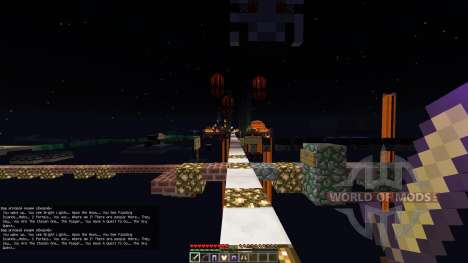 Sky Quest The Dragon Slayer for Minecraft
